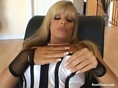 Kristal Summers has some amazing tits and loves to fuck young guys