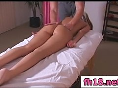 Hot and sexy 18 year old blonde gets fucked hard