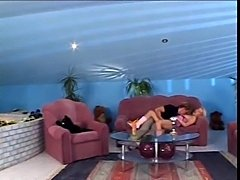 Afrodite and Suzie Sweet Orgy
