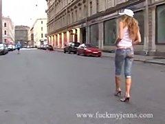 Jeans - Samantha Stewart