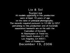 Lia N Sol Surprise - LittleMutt