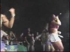 Brazilian big butt  Mulher Melancia  dancing