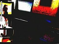 Martina colombari backstage servizio max 2003  free