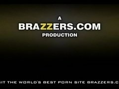Big Tit Blonde teen fucks & sucks intructors cock after dance rou