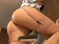 The very attractive office MILF (Naughty America » Naughty Office)