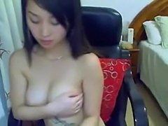 Hottest chinese babe to eat  free