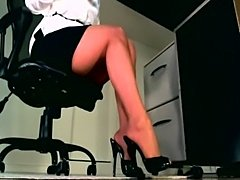 Your body weakens as you submit to hypnotic legs  free