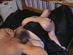 My hubby best friends eating my pussy  free