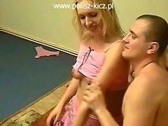 Polish Amateur Porn Pamela part I