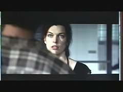 Classic milf movie. prisoners wife fucking guard  free