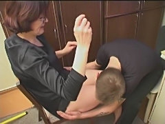 Russian Mom and son 2