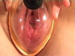 vacuum pumped pussy