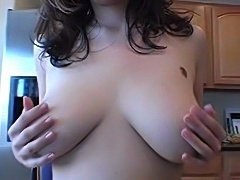 Hailey Big Delicious Tits Tease