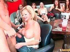Babes Sucking Stripper Dicks