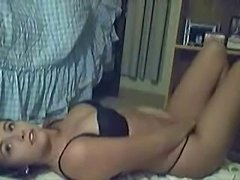 Beautiful Amateur Woman Masturbates In  Video To Boyfriend
