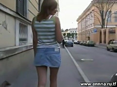 Russian amateur teen anna  free