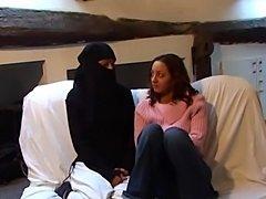 Virgin arab girl trying lesbian sex freepremiumdowns.  free
