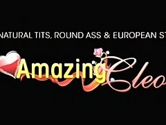 Hot Sex With European Blonde!