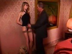 Horny Italien Lady