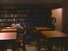 Kinky fetish ass fucking action in the library, twomuscle studs in their fetish fantasies.