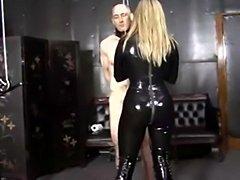 Extreme elektra in latex free porn sex porno at tnaflix  free