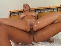 Brazilian butt fucking