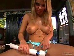 Ashlynn Brookes masturbating 4