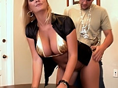 I fucked my boss hard from behind (Reality Kings » Big Tits Boss)