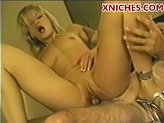 Karen gets cum all over her face  free