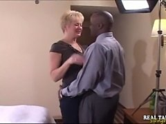 Swinger Wife Fucking A Black Cock