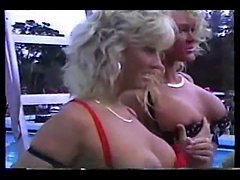 Titty milfs outdoor festival