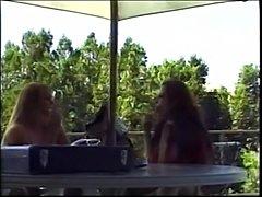Sana Fey and Donita - Lesbians