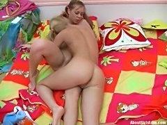 Naked lesbian teen love  free