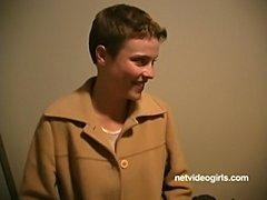 Netvideogirls - robin calendar audition  free