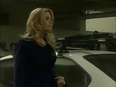 Kim chambers masturbating and squirting on limo hood in a ga free