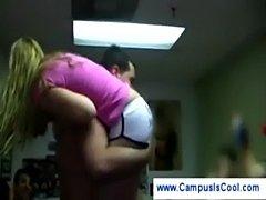 College girls wrestl free