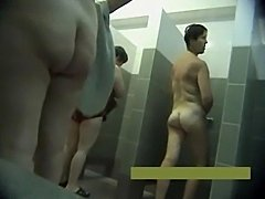Voyeur Mothers Naked In The Shower