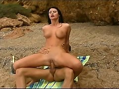 Hot sex on the beach