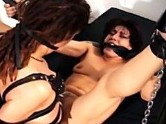 Real bondage mistress punishment