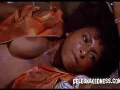 Celeb pam grier nude ebony big breasts tied up black