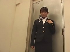 LADY-044 Lady Stewardess Story