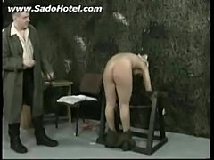 Bdsm clip of girl getting her ass spanked  free