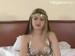 Busty Arab Babe in Arab Street Hookers by MegaPorn.cc