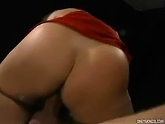 busty blond alicia rhodes double penetrated
