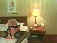 Big Butt  Mature Blonde