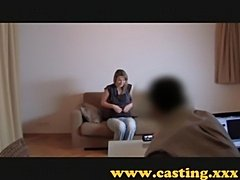 Casting - time of the month for this babe  free