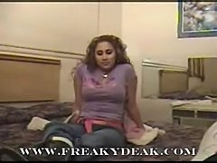 Freakydeak.com-co teen gets her 1st black dick...  free