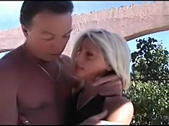 blonde bitch love anal champi