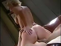 Tatiana Zdrok sucks on his cock before she sits on it to fuck