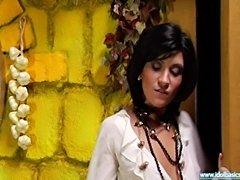 Brunette Pop Star Porn Audition